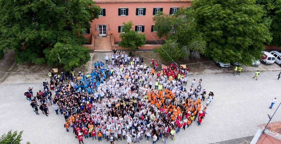 EPIS bate recorde de voluntários da Tapada de Mafra