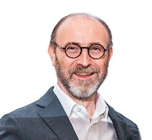Carlos Gomes da Silva<br>Presidente da Direção da EPIS de 1 de outubro de 2018 a 23 de maio de 2019